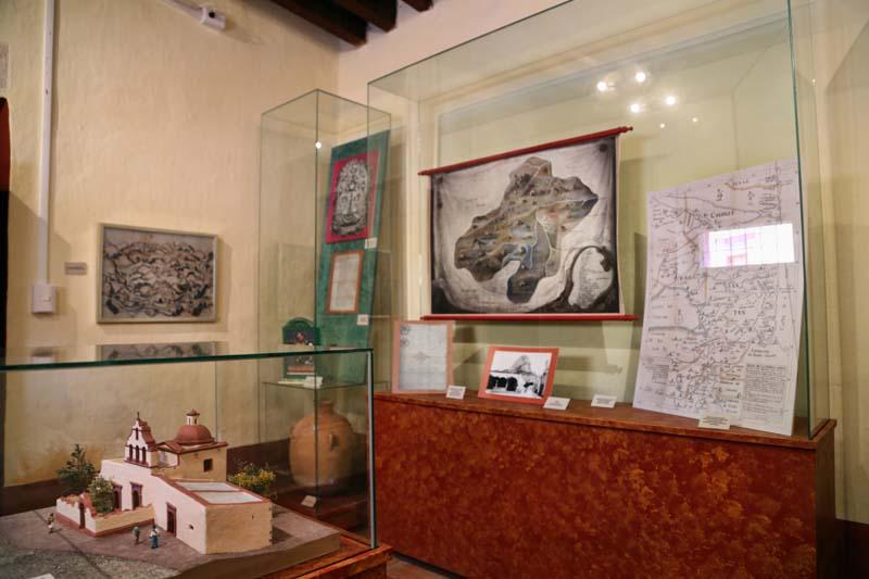 Bernal museo de sitio 1