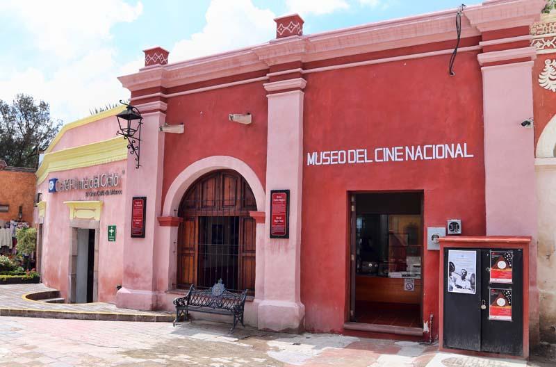 Bernal museo del cine 2